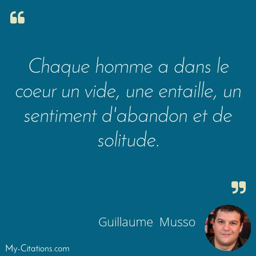 Citation Guillaume Musso