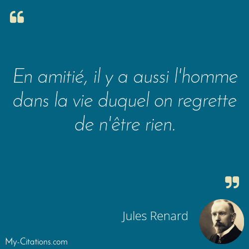 Citation Jules Renard