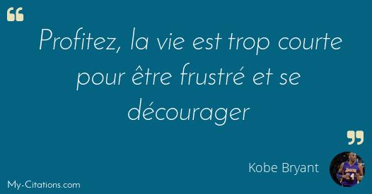 Citation Kobe Bryant