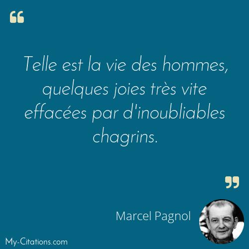 Citation Marcel Pagnol