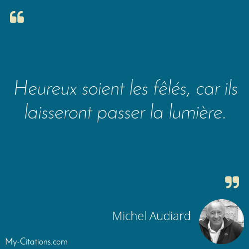 Citation Michel Audiard